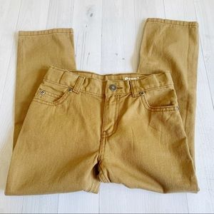 NWOT Carter's Boys Adjustable Waist Denim Pants